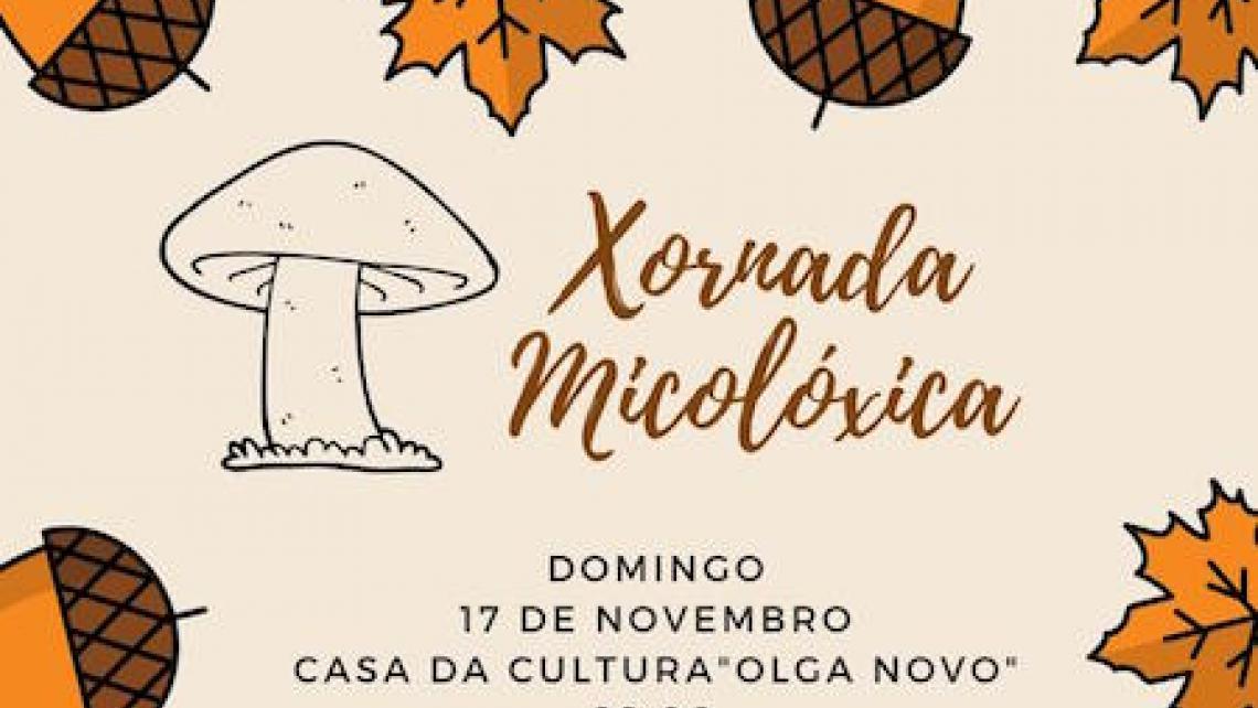 Xornada micolóxica A Pobra do Brollón