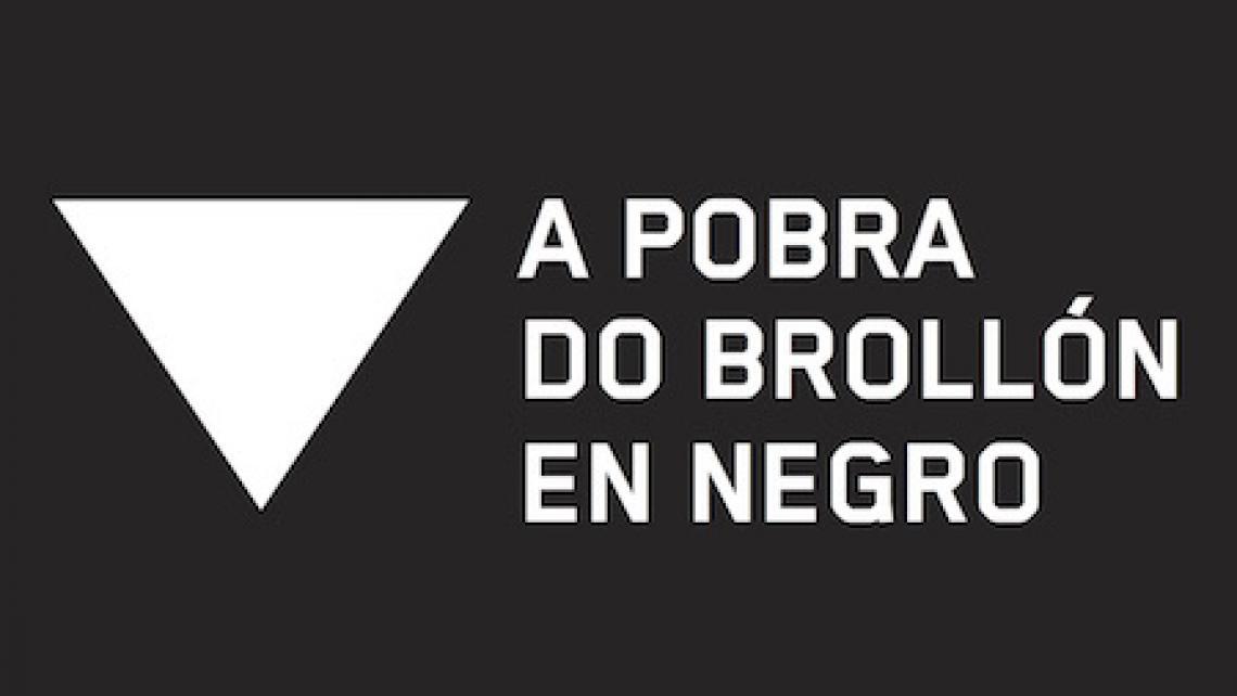 A Pobra do Brollón en negro contra as violencias