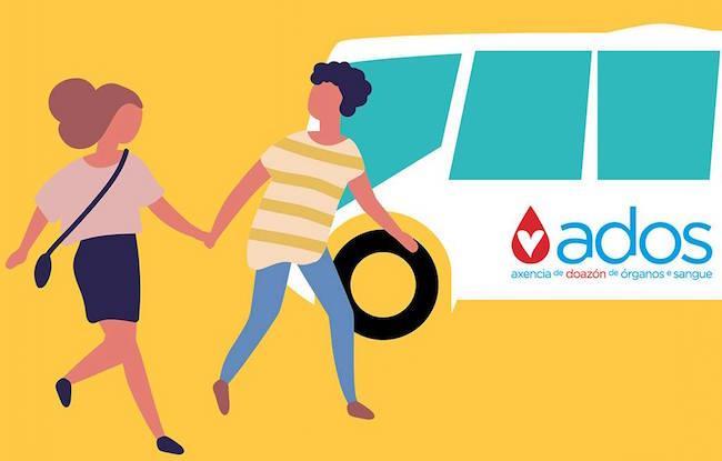 doazón sangue Sergas A Pobra do Brollón