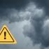 Alerta amarela por chuvia e tormentas os días 17 e 18 de setembro