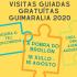 Visitas guiadas verán 2020: Deseña o teu percorrido